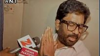 Watch | From Singham to shame: Hands folded, Ravindra Gaikwad refuses to talk to press onboard train