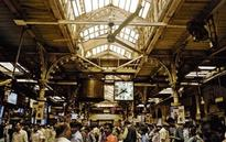The US made fan with 16 feet diameter installed at CST