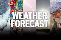 Weather forecast for the East Midlands: Friday September 23