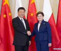 Xi calls for deeper, broader cooperation between China, Poland