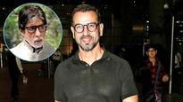Ronit Roy OPENS UP on working with Amitabh Bachchan in Sarkar 3