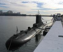 Egypt receives first German-built submarine