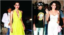 Kangana Ranaut: sister out, brother in