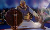 KVIC chief V K Saxena defends Narendra Modi's photo on Khadi calendar, diary