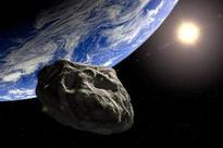 Asteroid the size of a house narrowly misses Earth