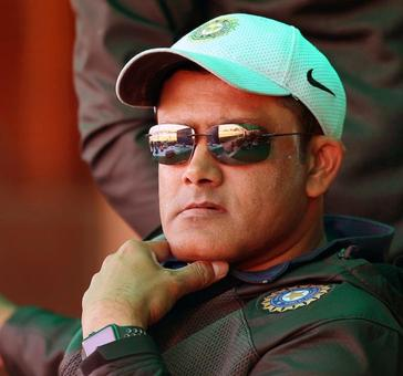 Is this why BCCI was not in favour of Kumble's extension?