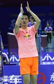 Cai Yun says good-bye to international badminton