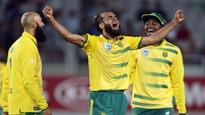 #NZvSA: Imran Tahir weaves spell as South Africa beat New Zealand in lone T20