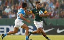 Bok coach looking for fireworks from De Allende-De Jongh midfield against All Blacks