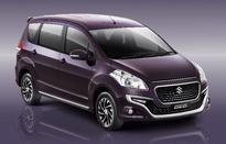 Suzuki Ertiga Dreza launched in Indonesia