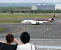 Will third time be the charm for Mitsubishi jet's trip to US?
