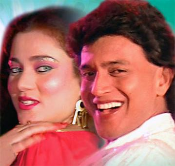 Quiz: Which year did Mithun's Dance Dance release in?