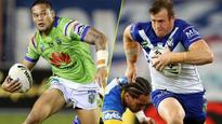 Raiders v Bulldogs: Schick preview
