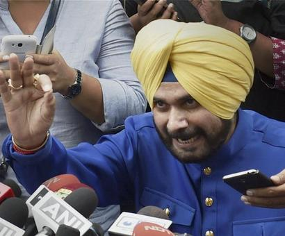 Cong worried about Sidhu's meeting with Jaitley