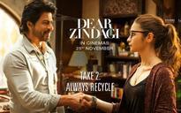 Dear Zindagi Take 2: Alia Bhatt cracks PJs, Shah Rukh is not amused