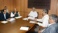 Union Steel Minister Tomar raised issues of development of steel, mines sector with Odisha CM