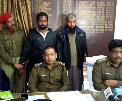 Two Al Qaeda terrorists arrested in Jamshedpur