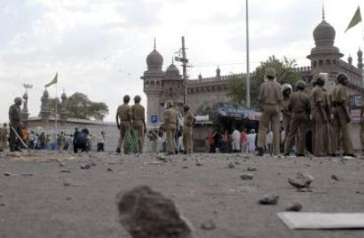 HC rejects bail plea of Mecca Masjid blast accused