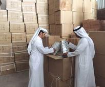 500,000 fake auto spare parts worth AED15mn seized in Al Ain