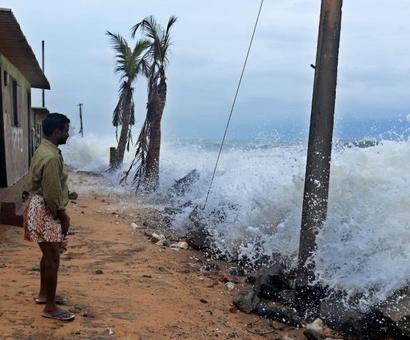 Alert! Cyclone Nada is headed for Tamil Nadu coast