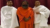Patanjali's Yog Acharyas 'happy' to bring yoga to WEF