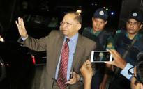 Chief Justice of Bangladesh SK Sinha resigns