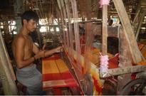 Weavers in distress due to poor eid-sale