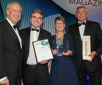 Gamma scoops Business of the Year Award