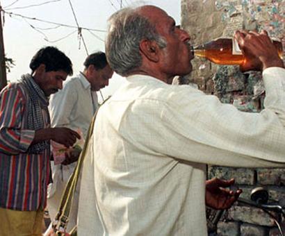 Bihar struggles to pay the price of liquor ban