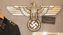 Argentine man splurges at Nazi relics auction