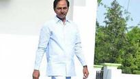 KCR returns home after Delhi visit