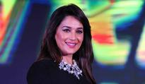 Waiting for the right script: Madhuri