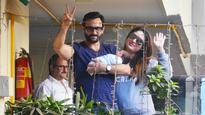 Kareena Kapoor Khan and Saif Ali Khan keep having this argument about baby Taimur!