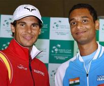 Davis Cup: Spain set to spell pain for India