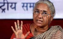 Sardar Sarovar protest: Medha Patkar removed from protest site, admitted to Indore hospital
