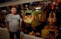 Japan exhibition mourns fading sex culture
