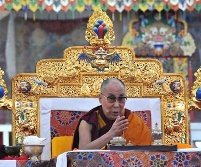 Why China is angry with the Puja in Bodh Gaya