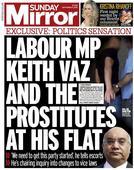 Vaz Grabs Headlines Again