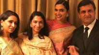 In pics | Deepika Padukone joins father Prakash Padukone as he receives Lifetime Achievement Award