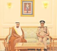 Lt Gen Shuraiqi meets UAE official