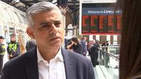 London Mayor Saqid Khan warns London could be 'target for terrorists'