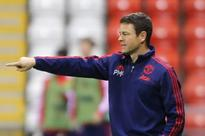 Manchester United's long-serving Under-18s coach Paul McGuinness resigns