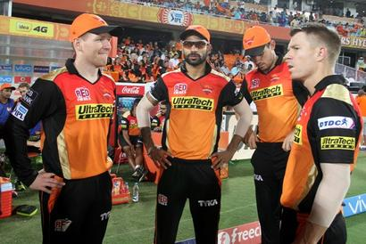 'Shikhar's form is not a worry for Sunrisers Hyderabad'