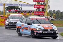 Ishaan Dodhiwala and Karminder Pal Singh register wins in the first two races of Volkswagen Vento Cup 2016