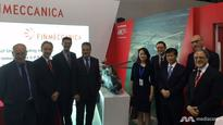 NTU, Leonardo-Finmeccanica sign helicopter manufacturing research partnership