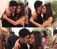 Hugs, kisses and a 50 kg cake: Inside Manish Malhotra's star-studded 50th birthday bash