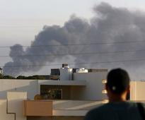 Keralite nurse, toddler killed in rocket attack in Libya