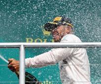 Hamilton cruises to win in Germany