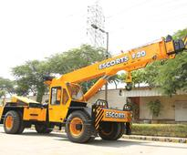 Escorts F20 Positioned as Star Crane of 2016