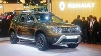 Renault Duster Easy-R AMT Facelift Revealed